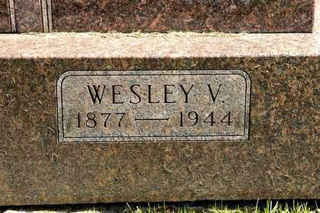 HOLTZ, WESLEY V - Richland County, Ohio   WESLEY V HOLTZ - Ohio Gravestone Photos