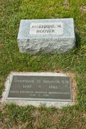 HOOVER, JOSEPHINE M - Richland County, Ohio   JOSEPHINE M HOOVER - Ohio Gravestone Photos