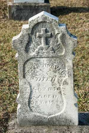 HOOVER, PETER - Richland County, Ohio | PETER HOOVER - Ohio Gravestone Photos