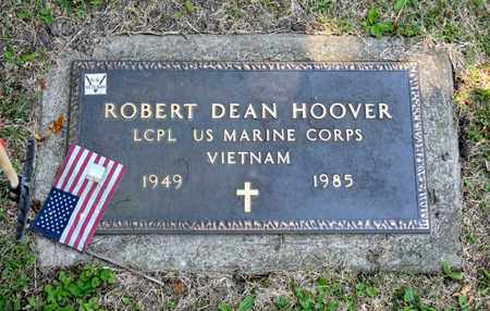 HOOVER, ROBERT DEAN - Richland County, Ohio   ROBERT DEAN HOOVER - Ohio Gravestone Photos