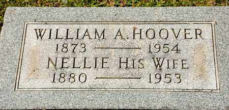 HOOVER, NELLIE - Richland County, Ohio | NELLIE HOOVER - Ohio Gravestone Photos