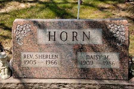 HORN, SHERLEN - Richland County, Ohio   SHERLEN HORN - Ohio Gravestone Photos