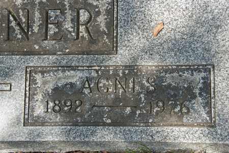 HORNER, AGNES - Richland County, Ohio   AGNES HORNER - Ohio Gravestone Photos