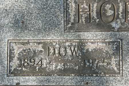 HORNER, DOW - Richland County, Ohio | DOW HORNER - Ohio Gravestone Photos