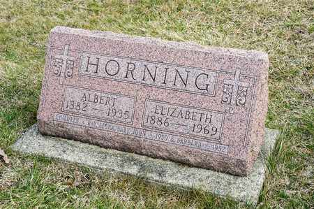 HORNING, JOHN - Richland County, Ohio | JOHN HORNING - Ohio Gravestone Photos
