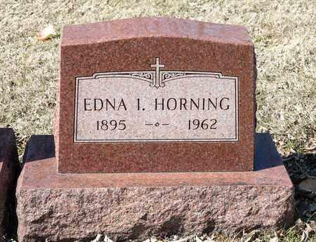 HORNING, EDNA I - Richland County, Ohio | EDNA I HORNING - Ohio Gravestone Photos