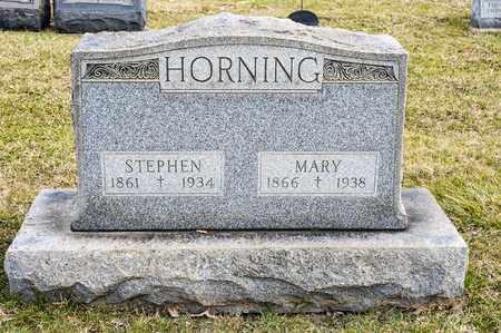 HORNING, STEPHEN - Richland County, Ohio | STEPHEN HORNING - Ohio Gravestone Photos