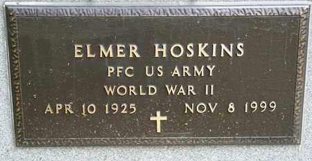 HOSKINS, ELMER - Richland County, Ohio | ELMER HOSKINS - Ohio Gravestone Photos