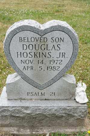 HOSKINS JR, DOUGLAS - Richland County, Ohio | DOUGLAS HOSKINS JR - Ohio Gravestone Photos