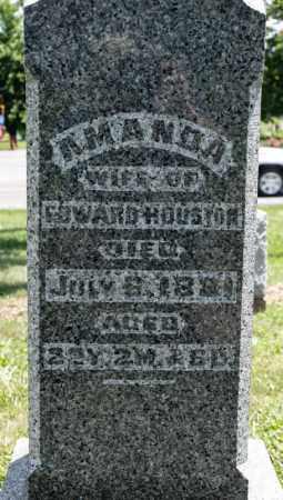 HOUSTON, AMANDA - Richland County, Ohio | AMANDA HOUSTON - Ohio Gravestone Photos