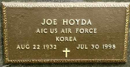 HOYDA, JOE - Richland County, Ohio | JOE HOYDA - Ohio Gravestone Photos