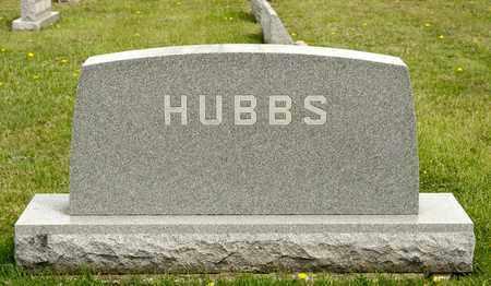 HUBBS, HENRY E - Richland County, Ohio | HENRY E HUBBS - Ohio Gravestone Photos