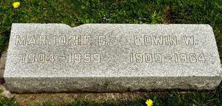 HUBBS, MARJORIE C - Richland County, Ohio   MARJORIE C HUBBS - Ohio Gravestone Photos