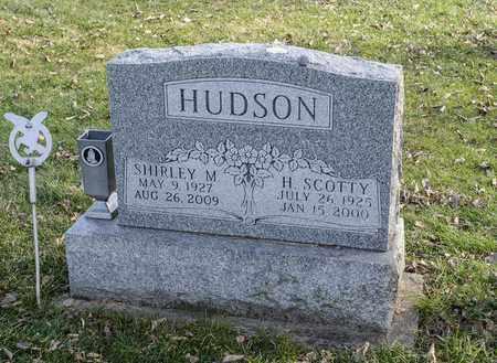 HUDSON, SHIRLEY M - Richland County, Ohio   SHIRLEY M HUDSON - Ohio Gravestone Photos