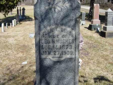 HUGHES, ELSIE E. - Richland County, Ohio | ELSIE E. HUGHES - Ohio Gravestone Photos