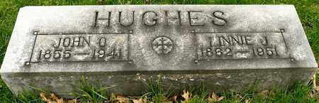 HUGHES, JOHN O - Richland County, Ohio | JOHN O HUGHES - Ohio Gravestone Photos