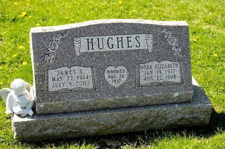 HUGHES, NORA ELIZABETH - Richland County, Ohio | NORA ELIZABETH HUGHES - Ohio Gravestone Photos
