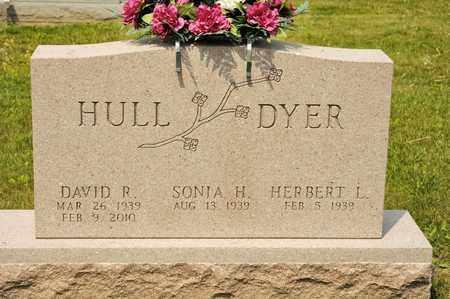 HULL, DAVID R - Richland County, Ohio | DAVID R HULL - Ohio Gravestone Photos
