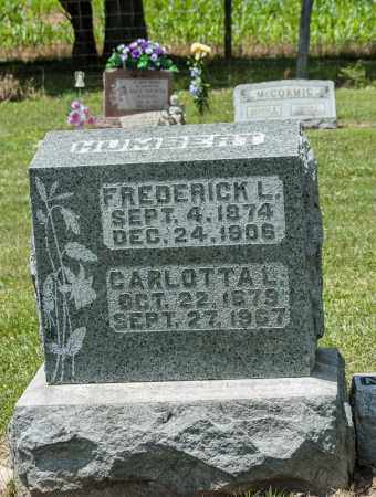 HUMBERT, CARLOTTA L - Richland County, Ohio | CARLOTTA L HUMBERT - Ohio Gravestone Photos