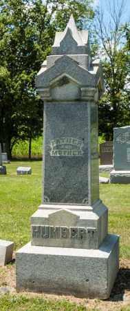 HUMBERT, WILLIAM - Richland County, Ohio | WILLIAM HUMBERT - Ohio Gravestone Photos