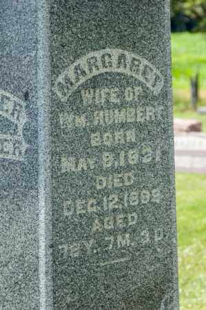 HUMBERT, MARGARET - Richland County, Ohio   MARGARET HUMBERT - Ohio Gravestone Photos