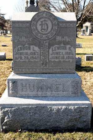 HUMMEL, LENORA - Richland County, Ohio | LENORA HUMMEL - Ohio Gravestone Photos