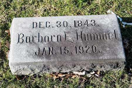 HUMMEL, BARBARA E - Richland County, Ohio | BARBARA E HUMMEL - Ohio Gravestone Photos