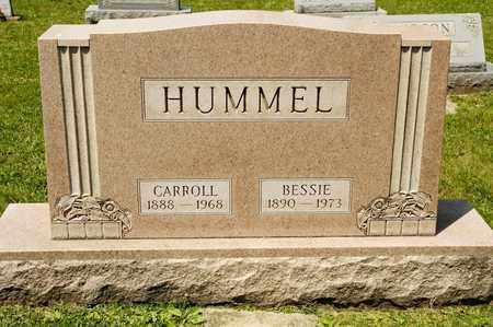 HUMMEL, BESSIE - Richland County, Ohio   BESSIE HUMMEL - Ohio Gravestone Photos
