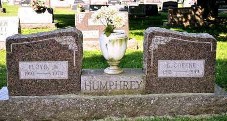 HUMPHREY, E CORENE - Richland County, Ohio | E CORENE HUMPHREY - Ohio Gravestone Photos
