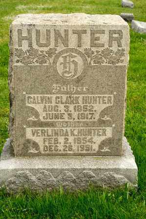 HUNTER, VERLINDA K - Richland County, Ohio | VERLINDA K HUNTER - Ohio Gravestone Photos
