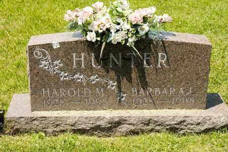 HUNTER, BARBARA L - Richland County, Ohio | BARBARA L HUNTER - Ohio Gravestone Photos