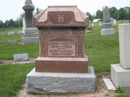 HUNTER, MARY - Richland County, Ohio | MARY HUNTER - Ohio Gravestone Photos