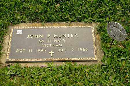 HUNTER, JOHN P - Richland County, Ohio | JOHN P HUNTER - Ohio Gravestone Photos
