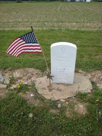HUNTER, SAMUEL - Richland County, Ohio | SAMUEL HUNTER - Ohio Gravestone Photos