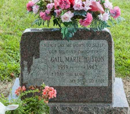 HUSTON, GAIL MARIE - Richland County, Ohio   GAIL MARIE HUSTON - Ohio Gravestone Photos