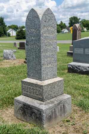 HUSTON, MARGARET - Richland County, Ohio   MARGARET HUSTON - Ohio Gravestone Photos