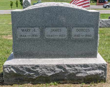 HUSTON, JAMES - Richland County, Ohio | JAMES HUSTON - Ohio Gravestone Photos