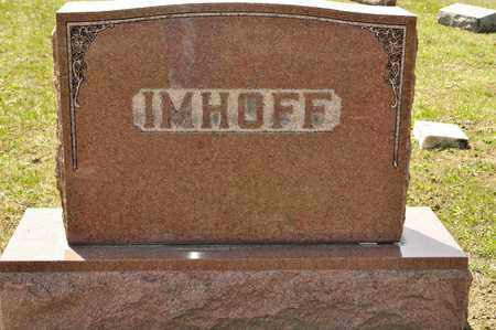 IMHOFF, BLANCHE M - Richland County, Ohio | BLANCHE M IMHOFF - Ohio Gravestone Photos
