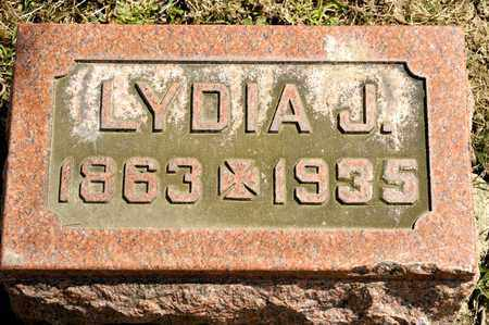 IMHOFF, LYDIA J - Richland County, Ohio | LYDIA J IMHOFF - Ohio Gravestone Photos