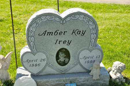 IREY, AMBER KAY - Richland County, Ohio | AMBER KAY IREY - Ohio Gravestone Photos