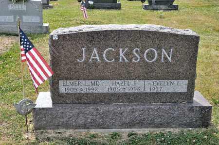 JACKSON, HAZEL F - Richland County, Ohio | HAZEL F JACKSON - Ohio Gravestone Photos