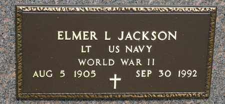 JACKSON, ELMER L - Richland County, Ohio   ELMER L JACKSON - Ohio Gravestone Photos