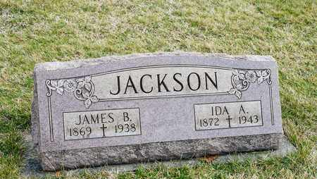 JACKSON, JAMES B - Richland County, Ohio | JAMES B JACKSON - Ohio Gravestone Photos