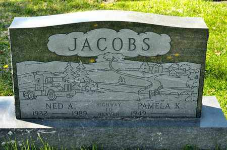 JACOBS, NED A - Richland County, Ohio   NED A JACOBS - Ohio Gravestone Photos