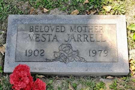 JARRELL, VESTA - Richland County, Ohio | VESTA JARRELL - Ohio Gravestone Photos
