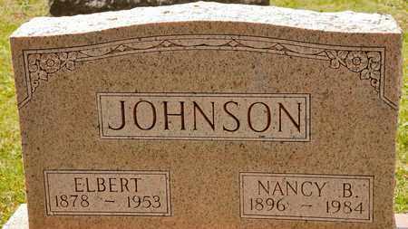 JOHNSON, NANCY B - Richland County, Ohio | NANCY B JOHNSON - Ohio Gravestone Photos