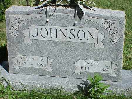 JOHNSON, HAZEL L. - Richland County, Ohio | HAZEL L. JOHNSON - Ohio Gravestone Photos
