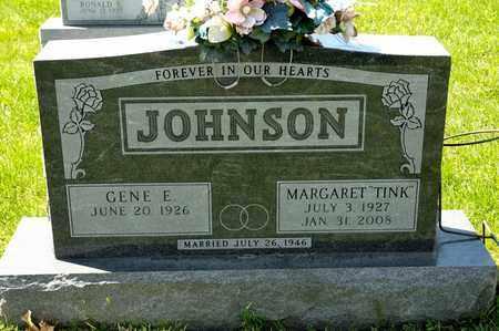 JOHNSON, MARGARET - Richland County, Ohio | MARGARET JOHNSON - Ohio Gravestone Photos