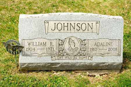JOHNSON, ADALINE - Richland County, Ohio | ADALINE JOHNSON - Ohio Gravestone Photos