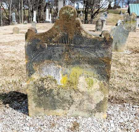 JOHNSTON, JAMES - Richland County, Ohio | JAMES JOHNSTON - Ohio Gravestone Photos